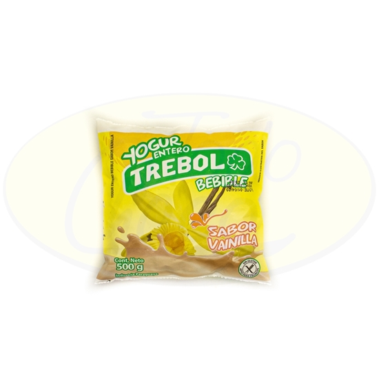 Picture of Yogurt Sachet Vainilla Trebol 500g