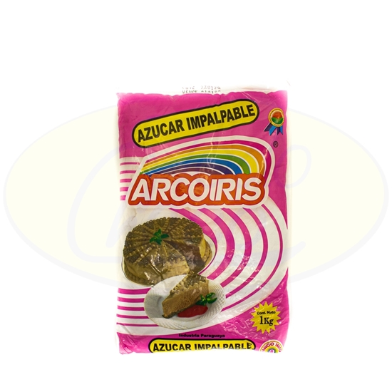 Picture of Azucar Impalpable Arcoiris 1kg