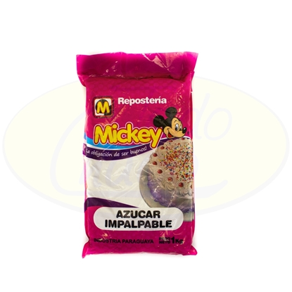 Picture of Azucar Impalpable Mickey 1kg