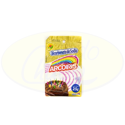 Picture of Bicarbonato De Sodio Arcoiris 25g