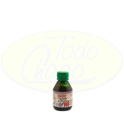 Picture of Colorante Rojo Copalsa 120ml