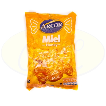 Picture of Caramelos  Arcor Miel 675g