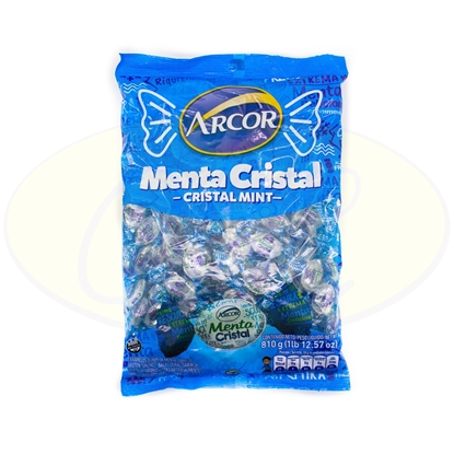 Picture of Caramelos Arcor Menta Cristal 810g