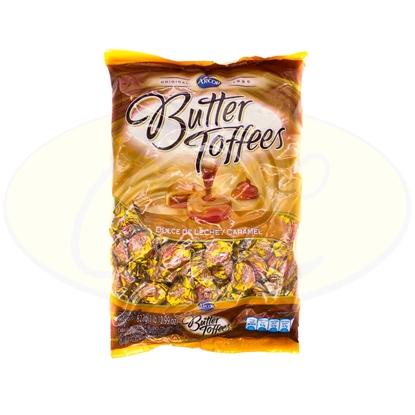 Picture of Caramelos Butter Toffees Dulce de Leche 822g
