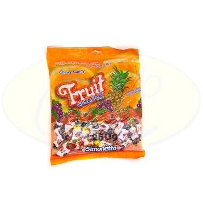 Picture of Caramelos Fruit Assorted 250g