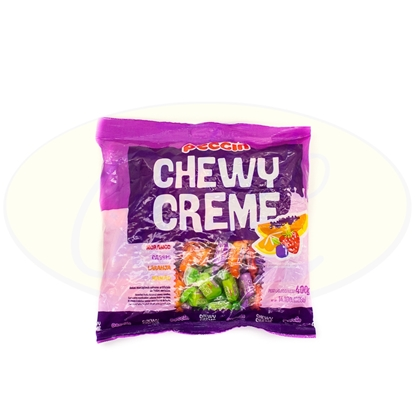 Picture of Caramelos Peccin Chewy Creme Surtido 400g