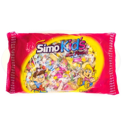 Picture of Caramelos Simo Kids Mix Pinata 1,5Kg