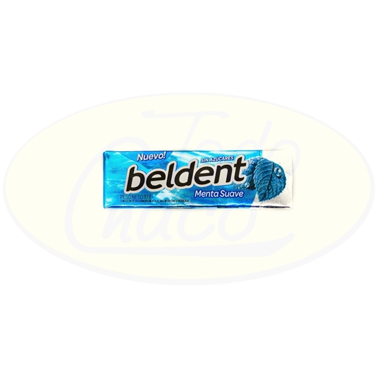 Picture of Chicle Beldent Menta Suave 10g