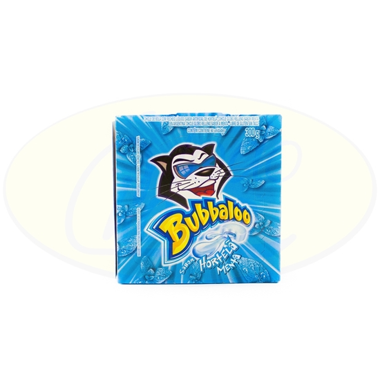 Picture of Chicle Bubbaloo Menta 300g