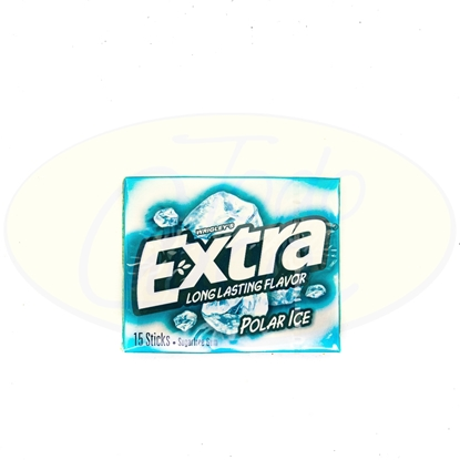 Picture of Chicle Extra Polar Ice x 15