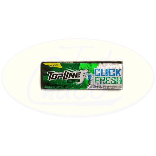 Picture of Chicle Topline Click Fresh 14g