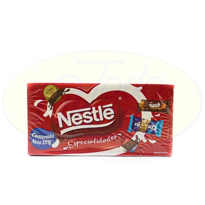 Picture of Chocolate Nestle Especialidades 251g