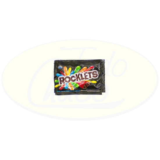 Picture of Chocolate Rocklets Arcor 15g