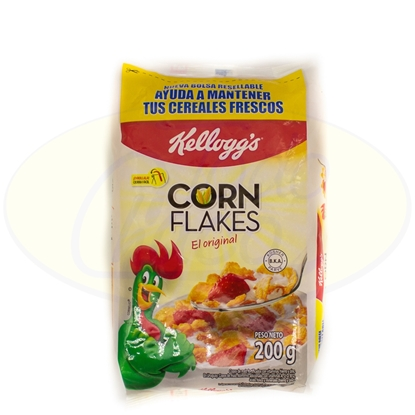Picture of Cereal Corn Flakes Kelloggs 200g