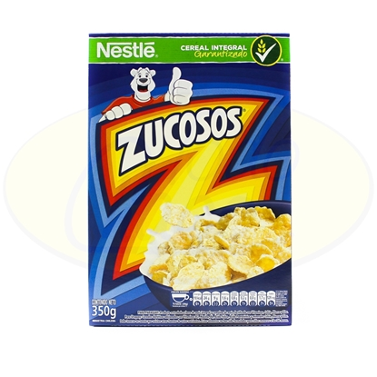 Picture of Cereal Nestle Zucosos 350g