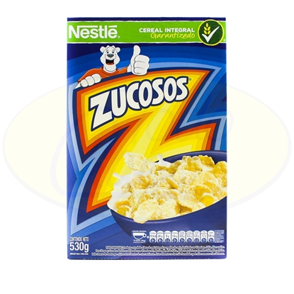 Picture of Cereal Nestle Zucosos 530g
