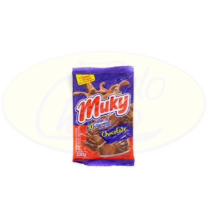 Picture of Chocolate Muky 200g