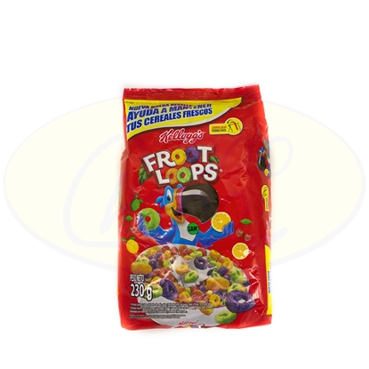 Picture of Froot Loops Kelloggs Bolsa 230g