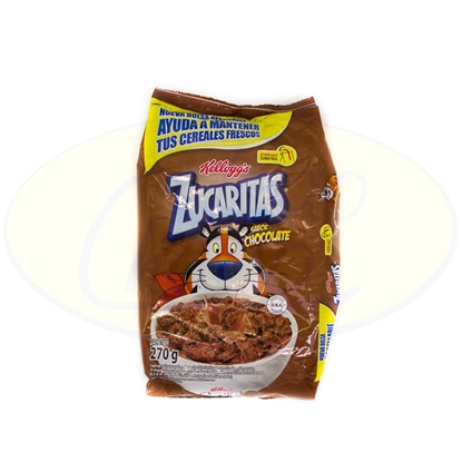 Picture of Zucaritas Chocolate Bolsa 270g