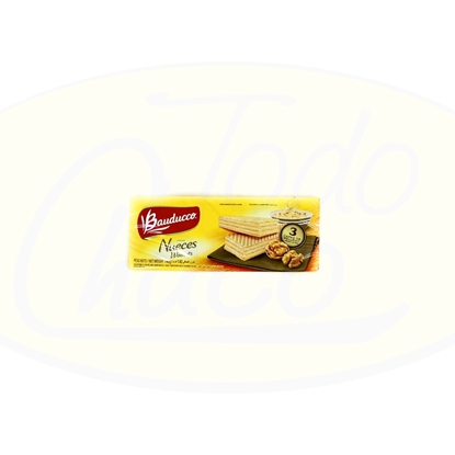 Picture of Galletitas  Wafer Bauducco Nueces 140g