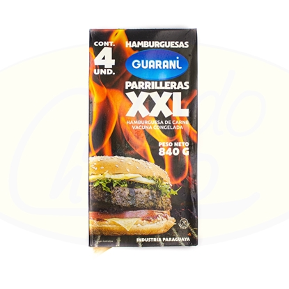 Picture of Hamburguesa Parrillero XXL Guarani 4u