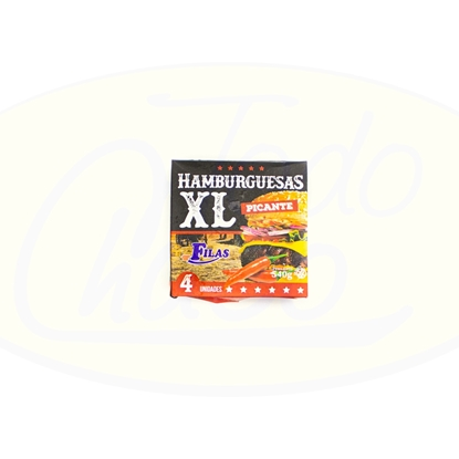 Picture of Hamburguesa Picante XL 4un Carni Shop 540g