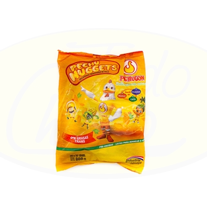 Picture of Pechu Nuggets Pechugon 800gr