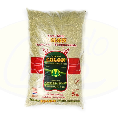 Picture of Yerba Colon Semigranulada  5kg