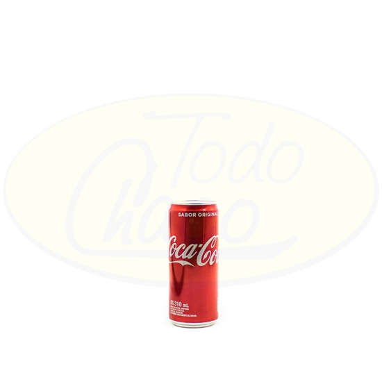 Picture of Gaseosa Coca Cola Lata 310ml