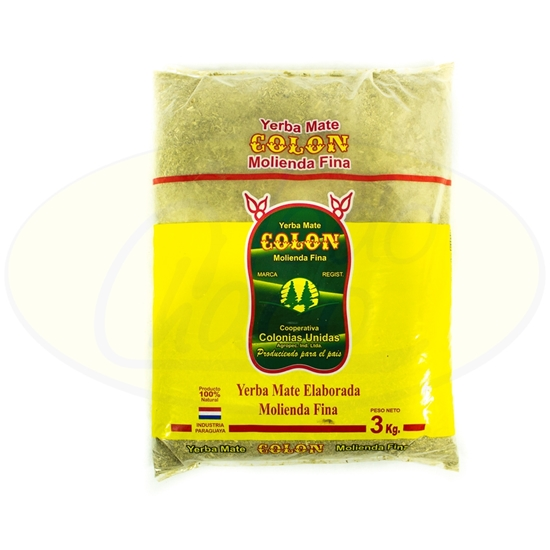 Picture of Yerba Colon Molienda Fina 3Kg