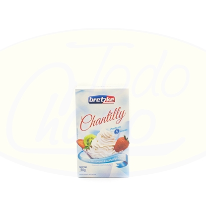Picture of Crema Chantilly Bretzke 50g