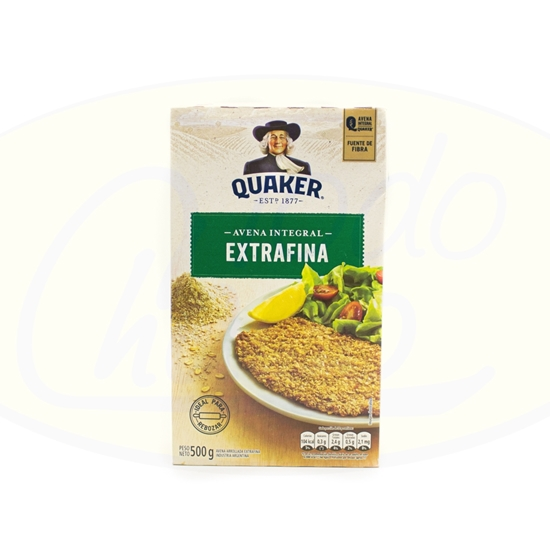 Picture of Avena Extra Fina Quaker 500gr