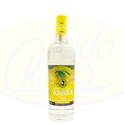 Picture of Vodka Rajska Limon 1litro