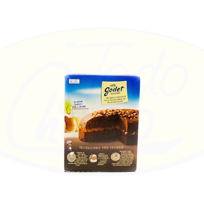 Picture of Bizcochuelo Chocolate Godet 480g