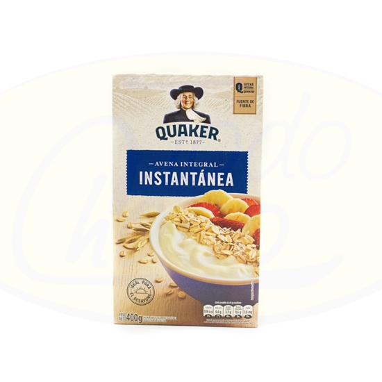 Picture of Avena Instantanea Quaker 400gr