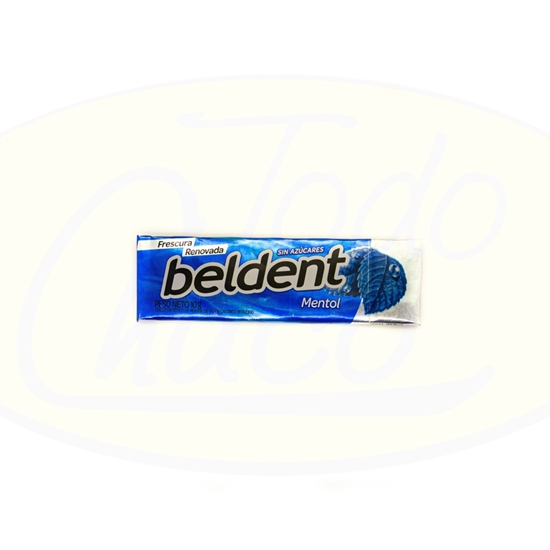Picture of Chicle Beldent Mentol 10g