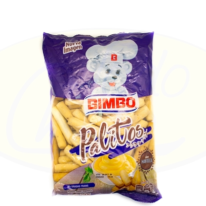 Picture of Palitos Enmantecados Bimbo 30g