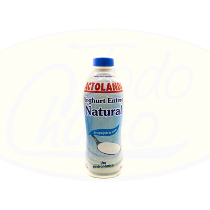 Bild von Yogurt Entero Natural Lactolanda 900g