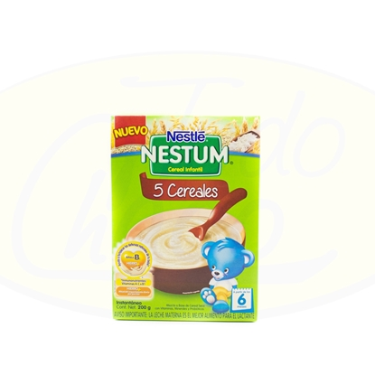 Picture of Nestum Nestle BL Hierro + 5 Cereales 200g