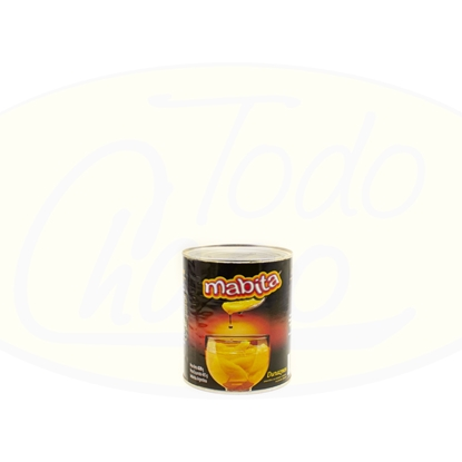Picture of Durazno Mabita Peso Escurrido 485g