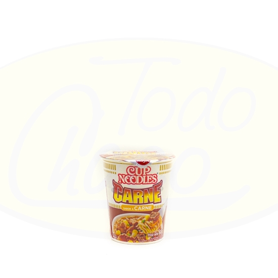 Picture of Fideo Nissin Cup Carne 69g