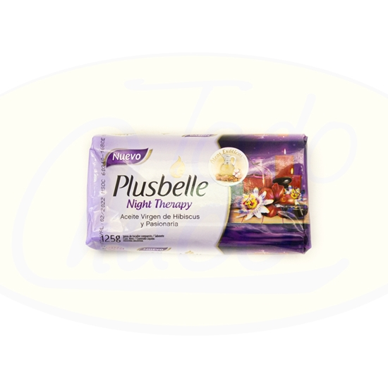 Picture of Jabon Tocador Night Therapy Plusbelle 125g