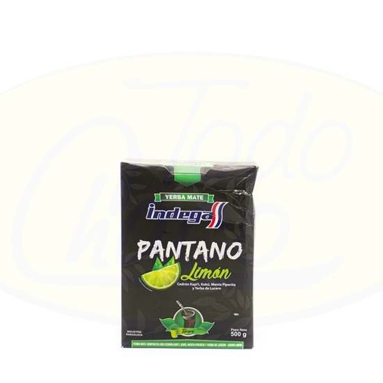 Picture of Yerba Indega Pantano Limon 500gr