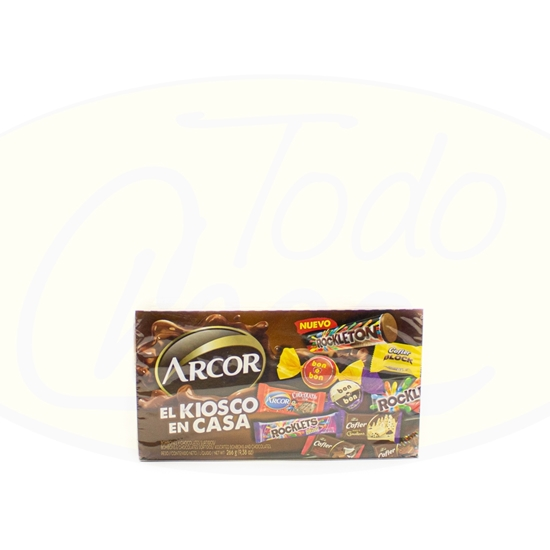 Picture of Chocolate Surtido Arcor 276gr