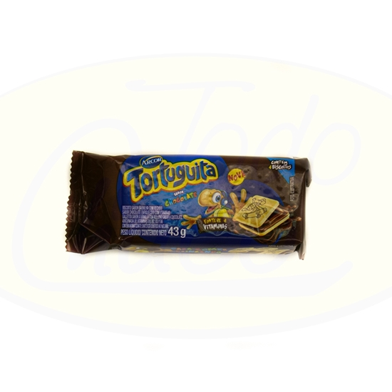 Picture of Galletita Tortuguita Chocolate 43g