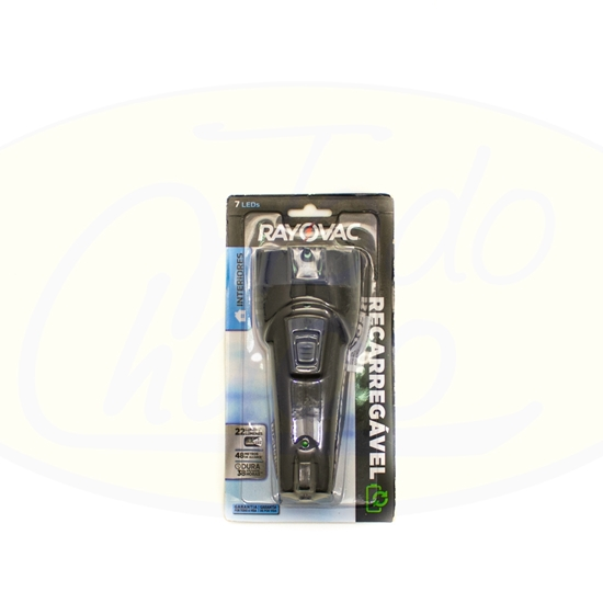 Picture of Linterna Recargable Rayovac 7Leds