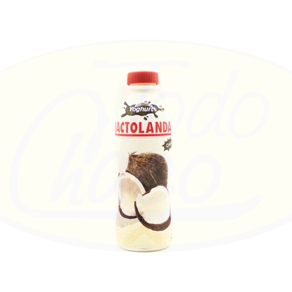 Picture of Yoghurt Lactolanda Coco Botella 900ml