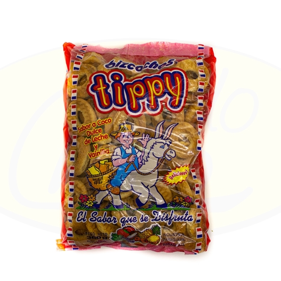 Picture of Galletitas Dulces Tippy 360g