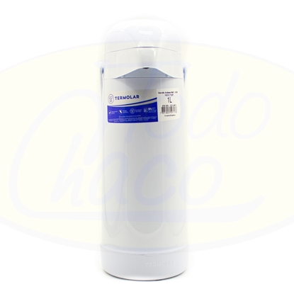 Bild von Termo Magic Pump Blanco Termolar 1L