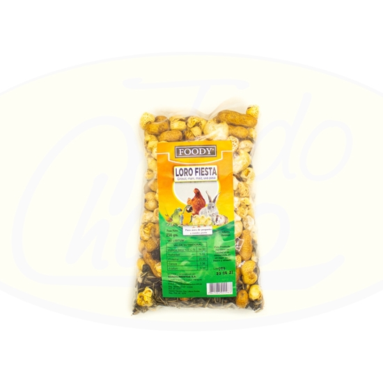 Picture of Alimento Para Aves Foody 250g
